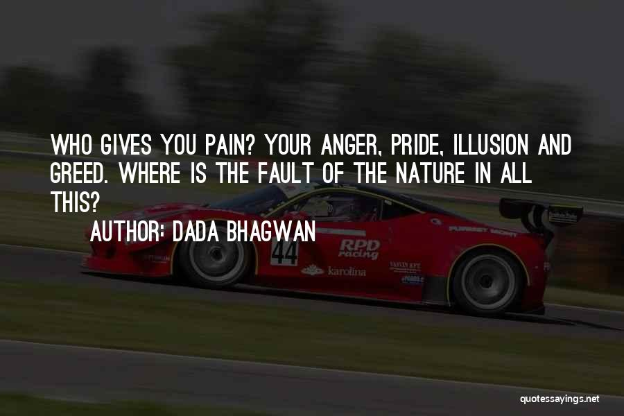 All Your Fault Quotes By Dada Bhagwan