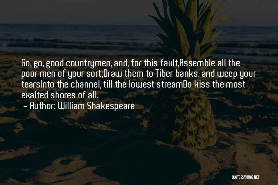 All Your Fault Quotes By William Shakespeare
