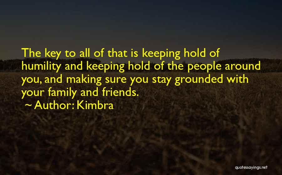 All Your Friends Quotes By Kimbra