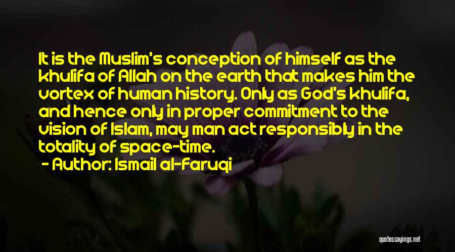 Allah Is The Only God Quotes By Ismail Al-Faruqi