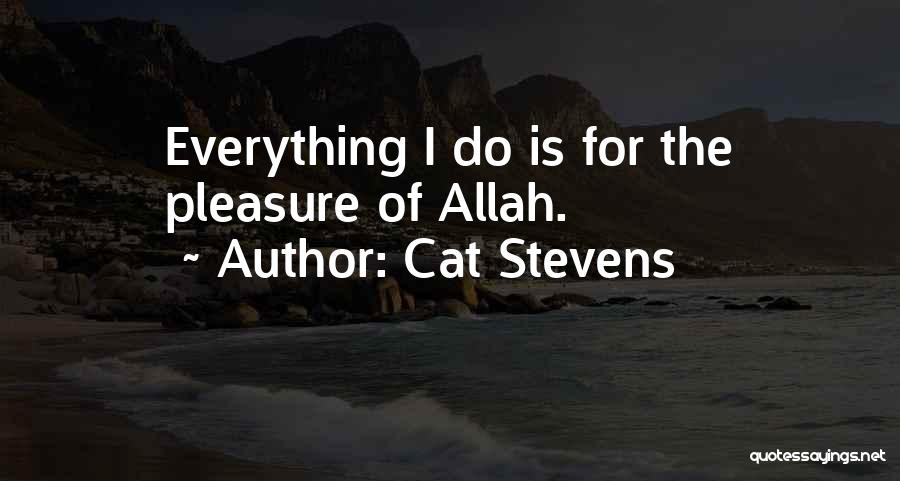 Allah Quotes By Cat Stevens
