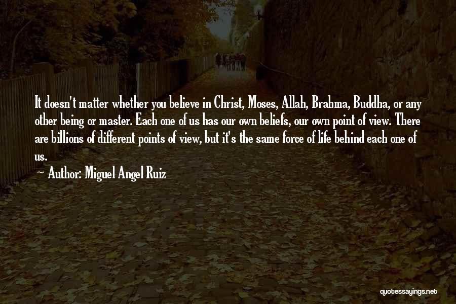 Allah Quotes By Miguel Angel Ruiz