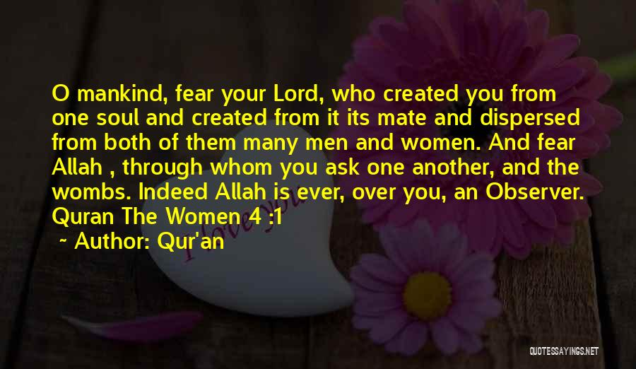 Allah Quotes By Qur'an