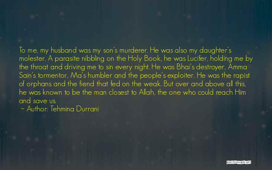 Allah Quotes By Tehmina Durrani