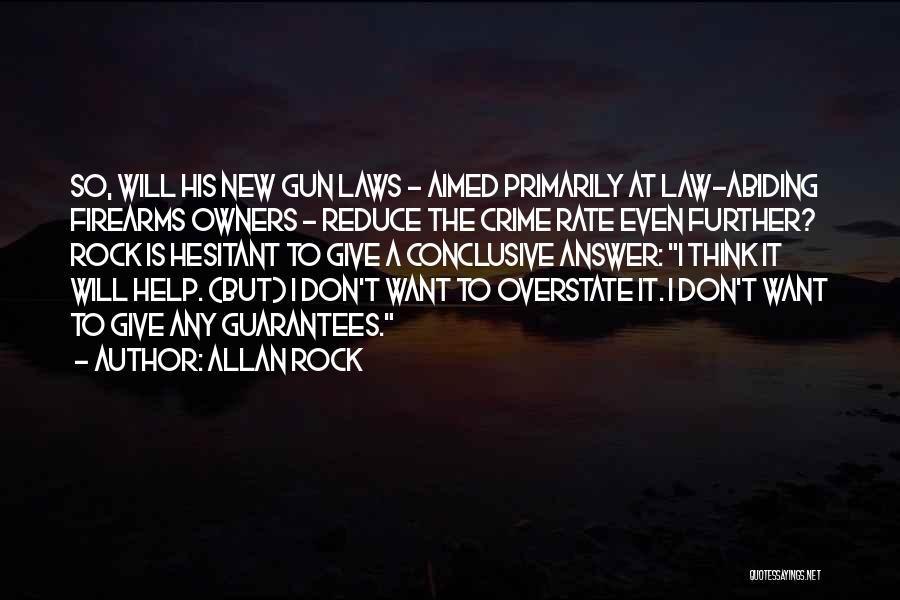 Allan Rock Quotes 1071654