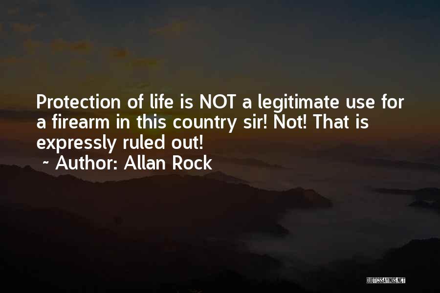 Allan Rock Quotes 1527854