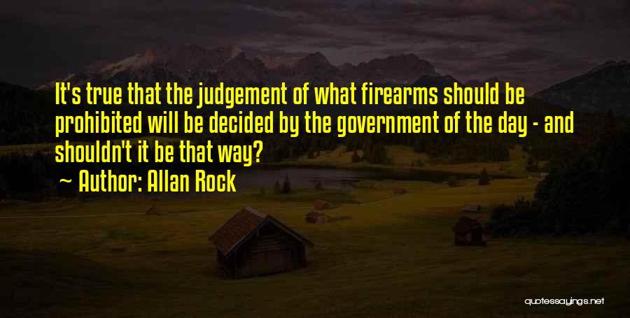 Allan Rock Quotes 1930055