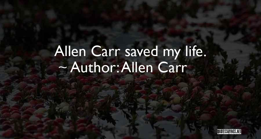 Allen Carr Quotes 1600804