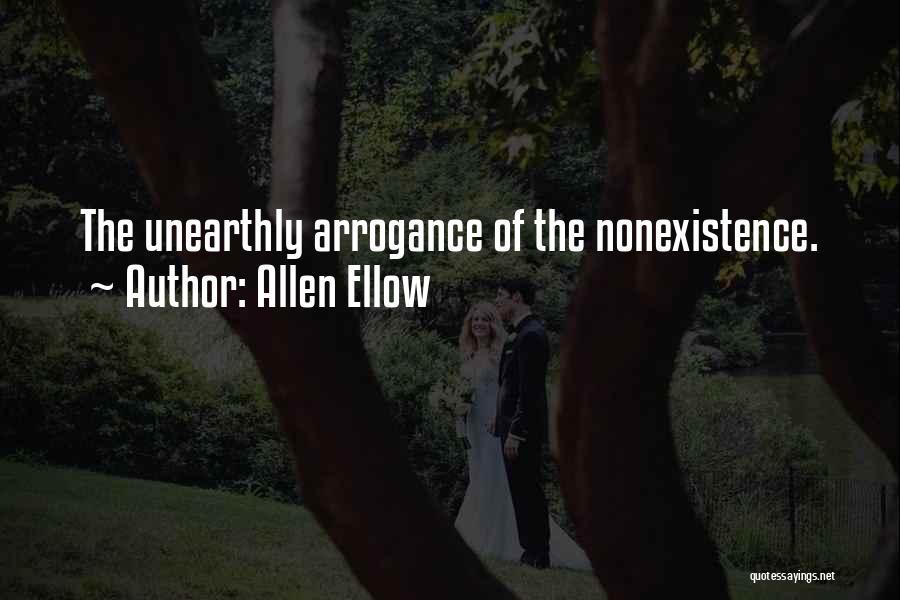 Allen Ellow Quotes 96219