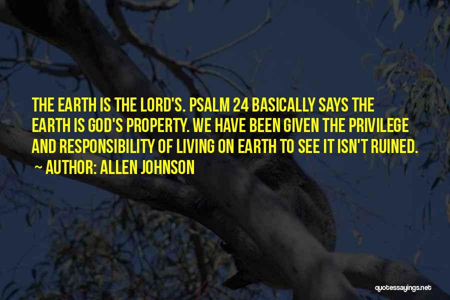 Allen Johnson Quotes 2214361