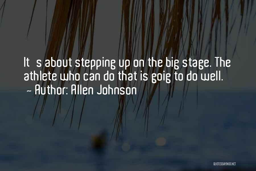 Allen Johnson Quotes 2236226