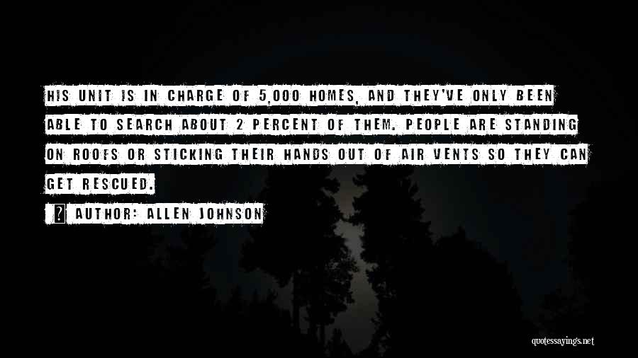 Allen Johnson Quotes 472736