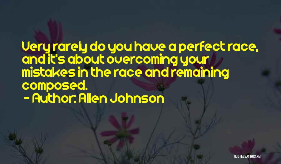 Allen Johnson Quotes 89213