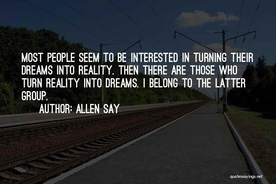 Allen Say Quotes 2157843