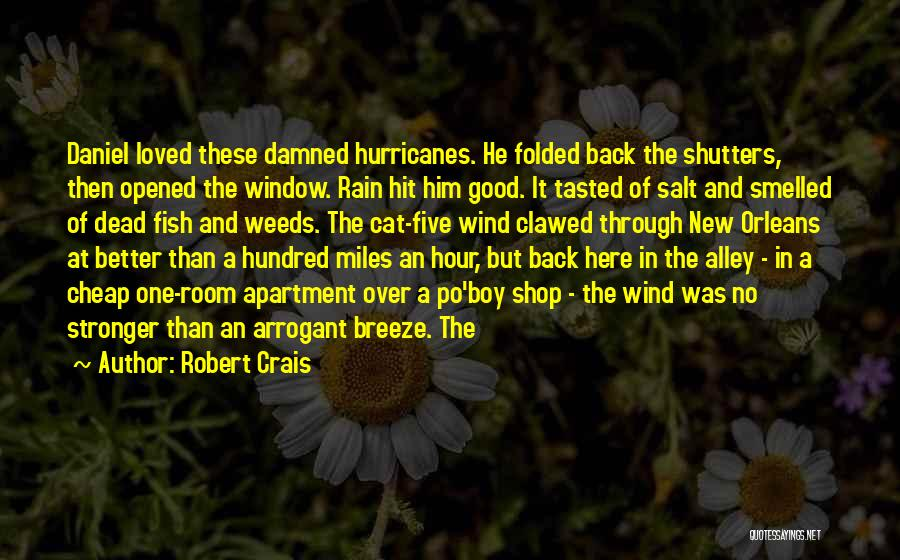 Alley Cat Quotes By Robert Crais