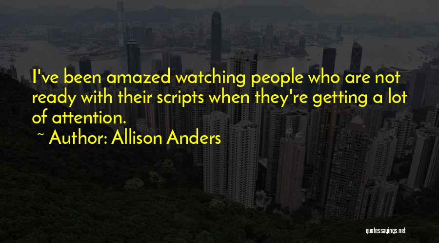 Allison Anders Quotes 2093193