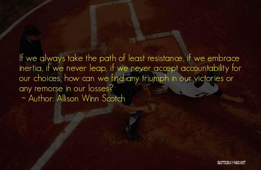 Allison Winn Scotch Quotes 1566962