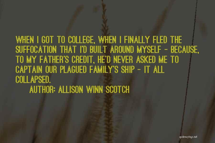 Allison Winn Scotch Quotes 204128