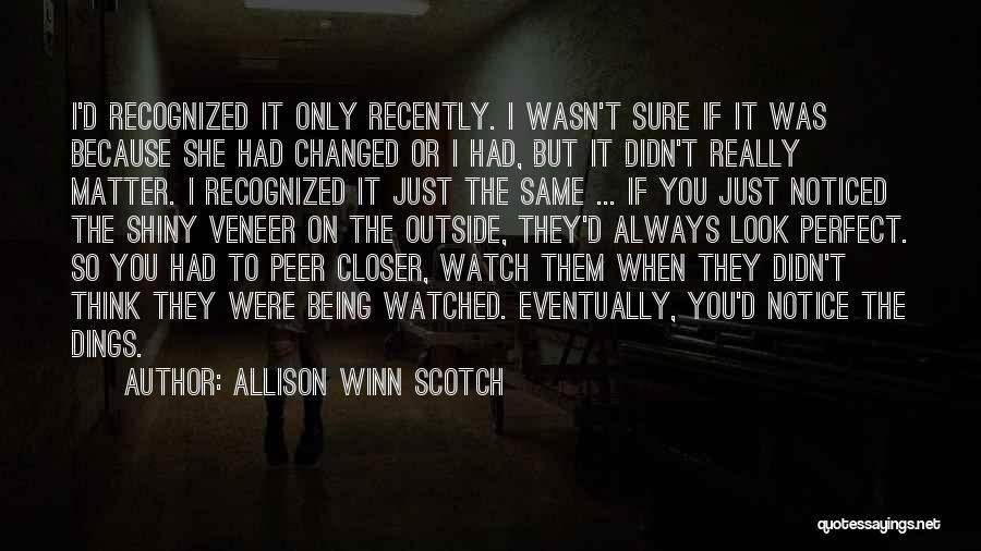 Allison Winn Scotch Quotes 534697