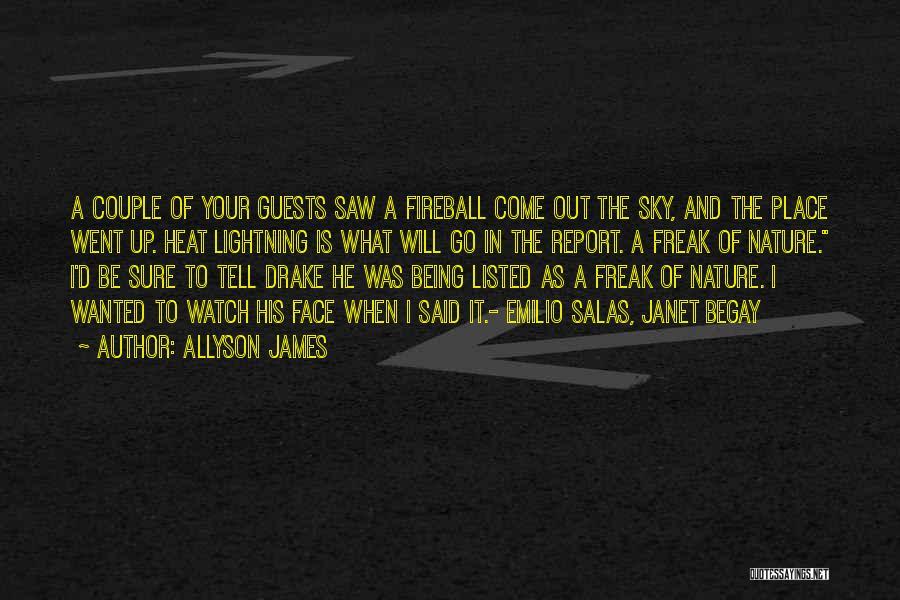 Allyson James Quotes 484175