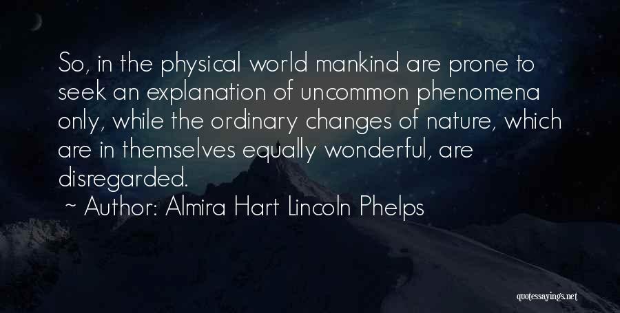 Almira Hart Lincoln Phelps Quotes 300340