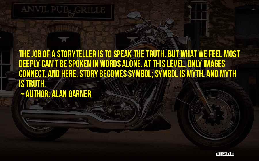 Alone Images And Quotes By Alan Garner
