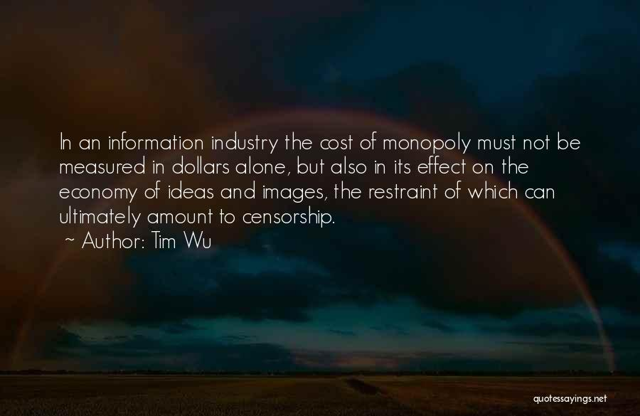 Alone Images And Quotes By Tim Wu
