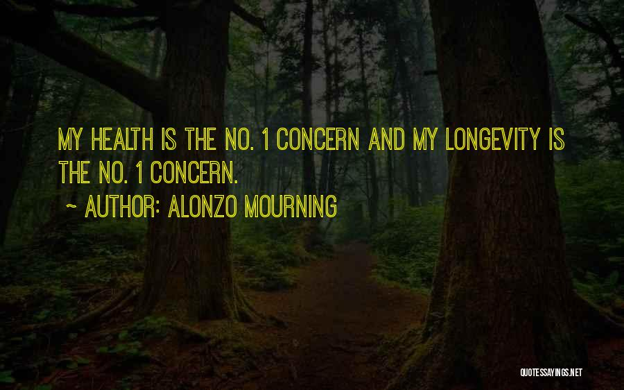 Alonzo Mourning Quotes 1076095