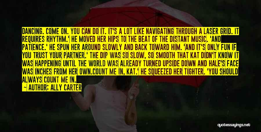 Already Moved On Quotes By Ally Carter