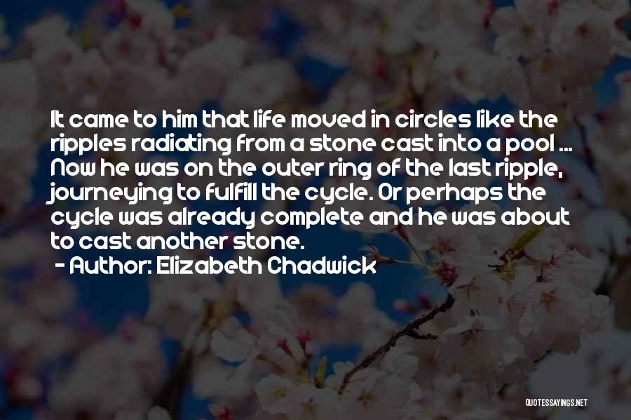 Already Moved On Quotes By Elizabeth Chadwick