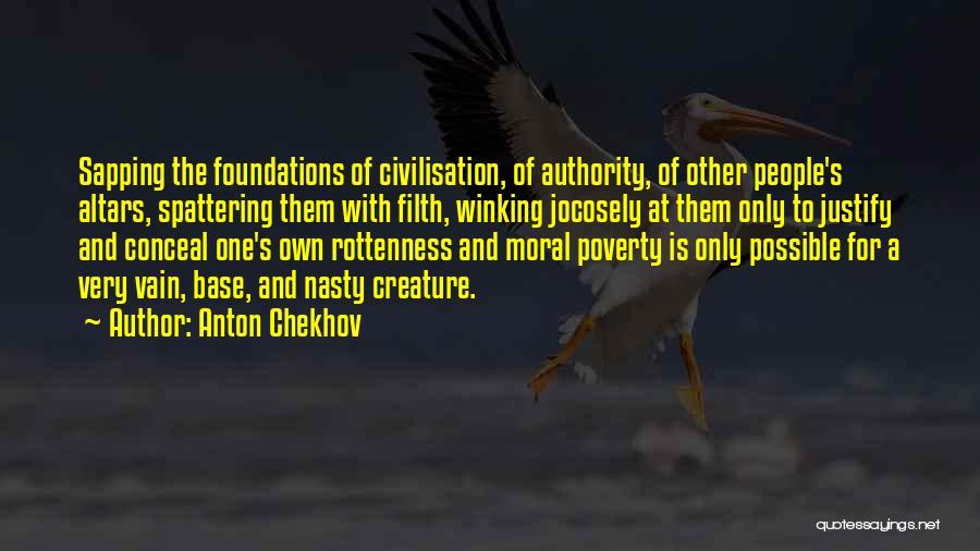 Altars Quotes By Anton Chekhov