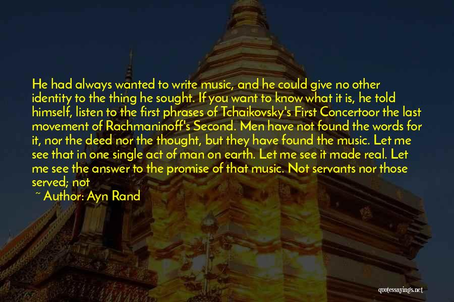 Altars Quotes By Ayn Rand