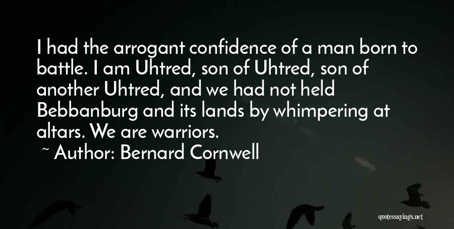 Altars Quotes By Bernard Cornwell