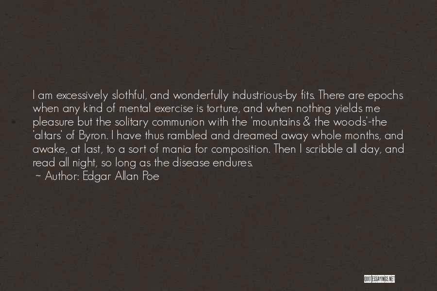 Altars Quotes By Edgar Allan Poe
