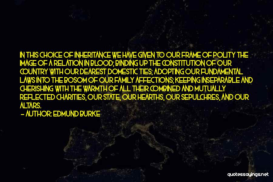 Altars Quotes By Edmund Burke