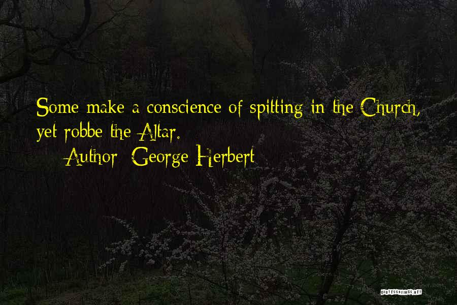 Altars Quotes By George Herbert