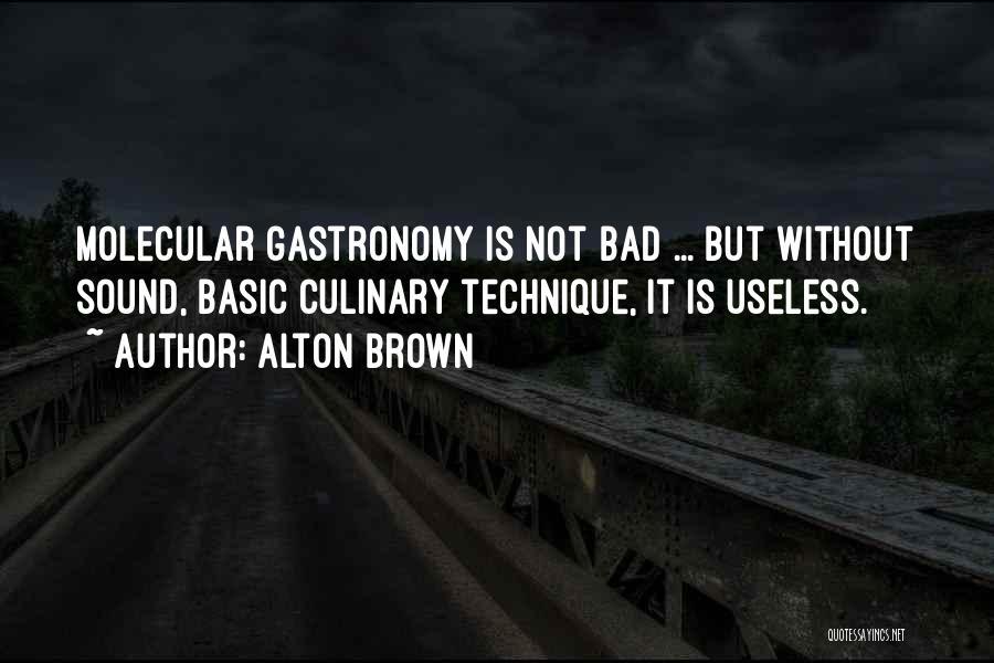 Alton Brown Quotes 1629295