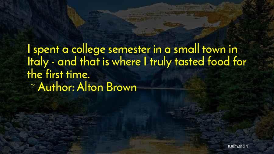 Alton Brown Quotes 295572