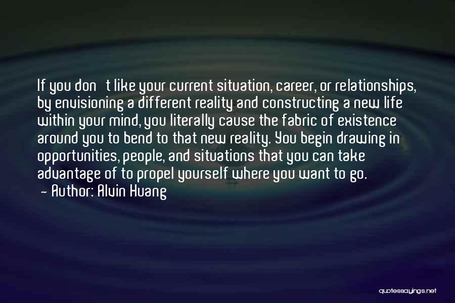 Alvin Huang Quotes 1183379