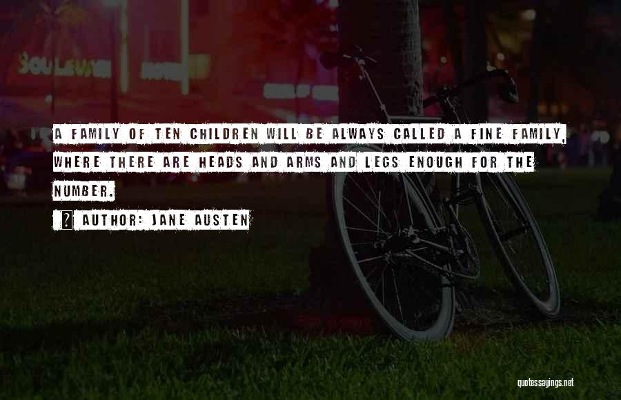 Always Be There For Family Quotes By Jane Austen