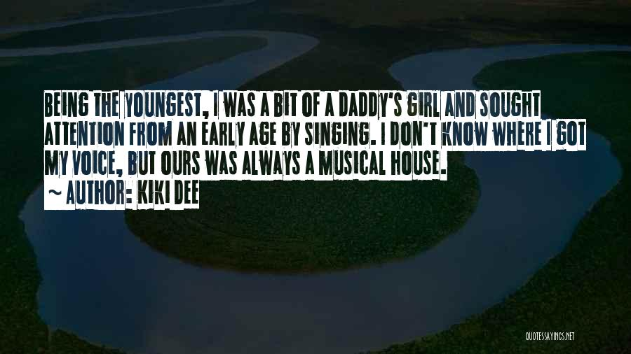 Top 1 Quotes & Sayings About Always Being A Daddy\'s Girl