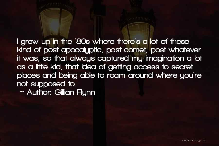 Always Being Kind Quotes By Gillian Flynn