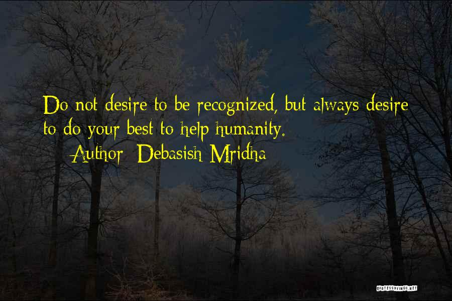 Always Do Your Best Quotes By Debasish Mridha
