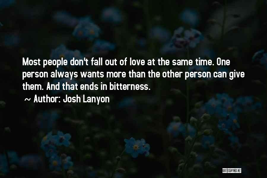 Always Give More Quotes By Josh Lanyon