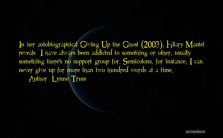 Always Give More Quotes By Lynne Truss