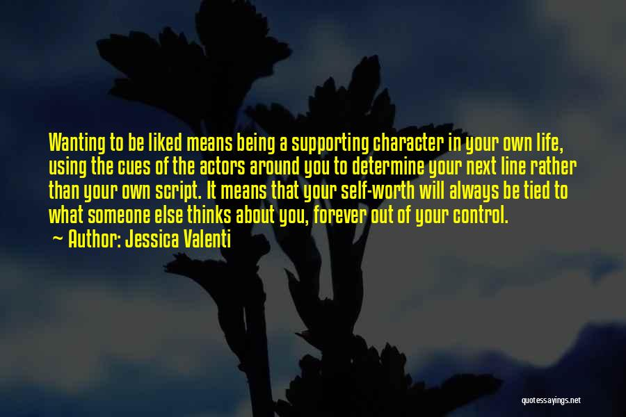 Always Liked You Quotes By Jessica Valenti