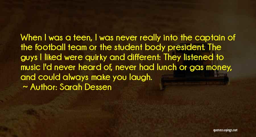 Always Liked You Quotes By Sarah Dessen