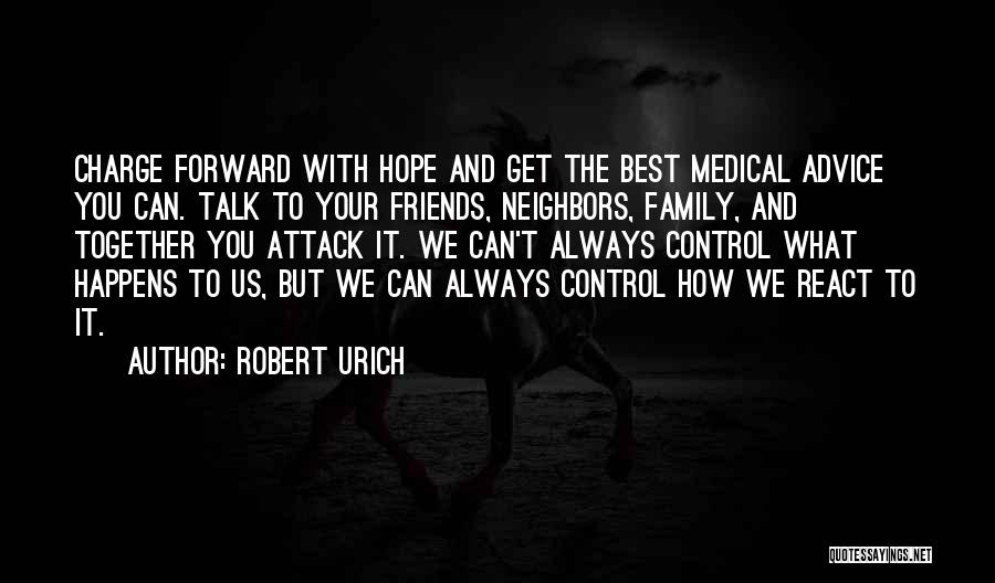 Always Together Family Quotes By Robert Urich