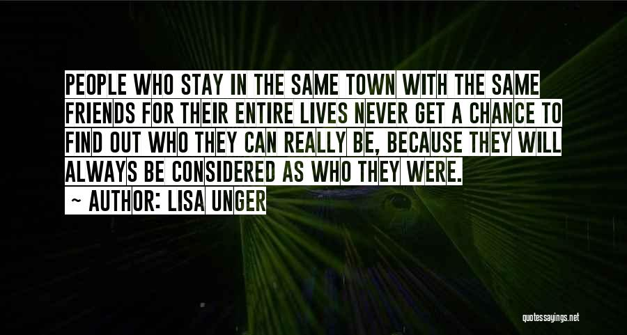 Always Will Be Quotes By Lisa Unger