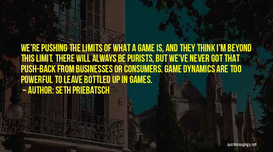Always Will Be Quotes By Seth Priebatsch